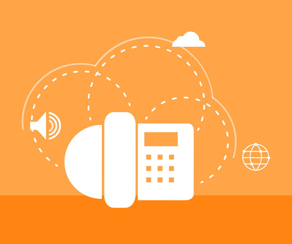 A unified communications phone solution with VoIP improves productivity and customer service.